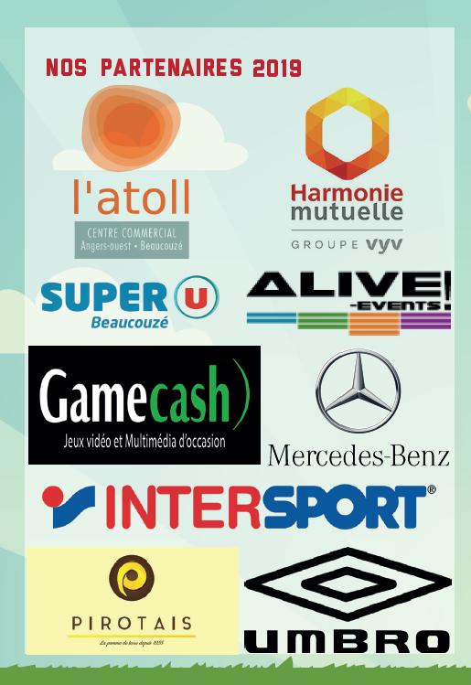 Partenaires de l'édition 2018