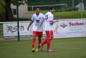 DH. Beaucouzé s'incline amicalement à Saumur