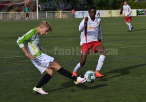 U15/U14. Le Sporting poursuit son bon début en U14 Région