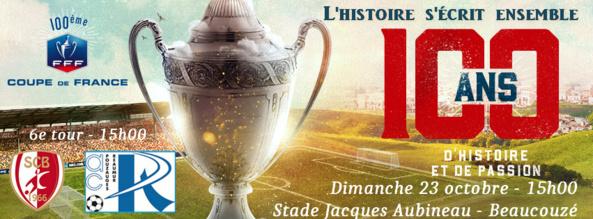 Coupe de France. Mobilisation générale ce week-end !