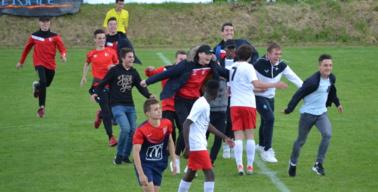 Jeunes à 11. Les U17B en finale du Challenge de l'Anjou