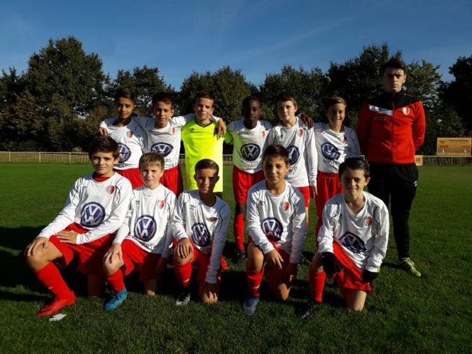 Groupe U12