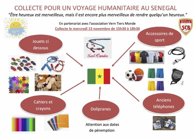 Voyage humanitaire Solirando