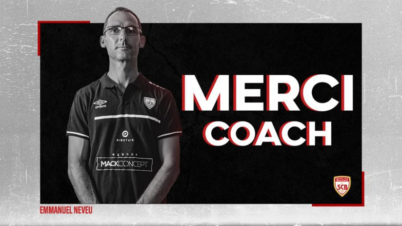 Emmanuel NEVEU ne sera plus l'entraîneur de la R1