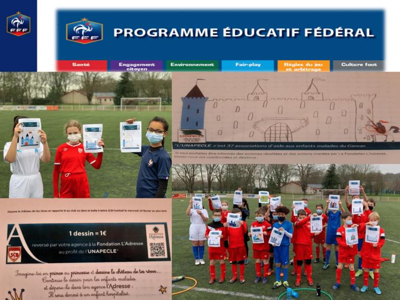 Programme Éducatif Fédéral, « action engagement citoyen »