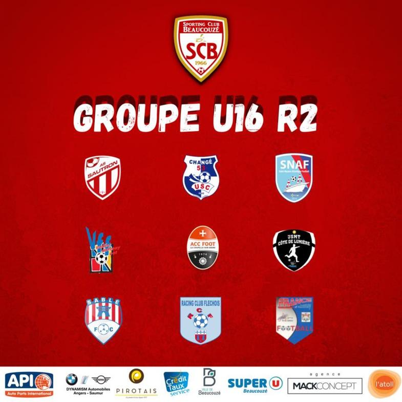 Jeunes. Les groupes officiels pour la saison 2021/2022