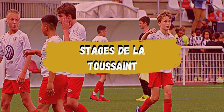Stages de la Toussaint