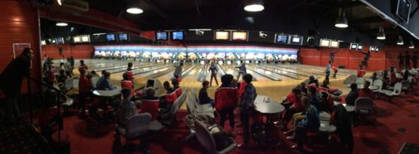 U11. Sortie bowling bien réussie !