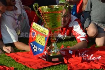 Le trophée du Challenge ne restera pas à Beaucouzé.
