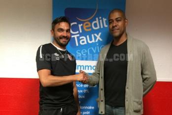 Lionel-Peter le nouveau duo du Sporting.