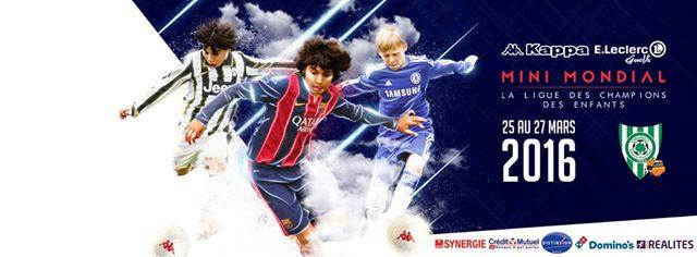 Mini Mondial. Une Ligue 1 et un club Russe pour Beaucouzé