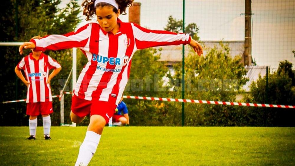 Féminine. Le football féminin débarque à Beaucouzé