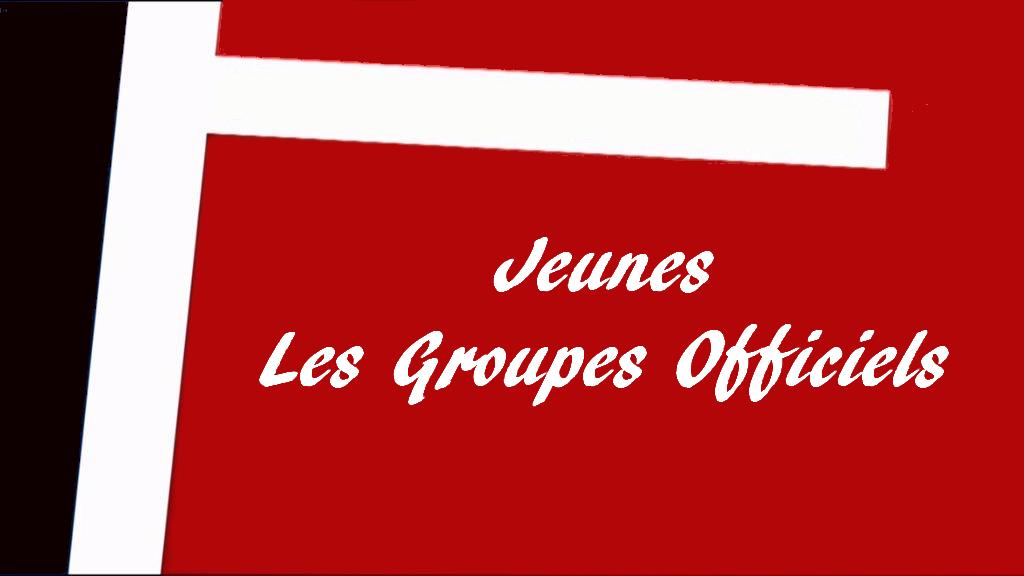 Jeunes. Les groupes officiels pour la saison 2017-2018