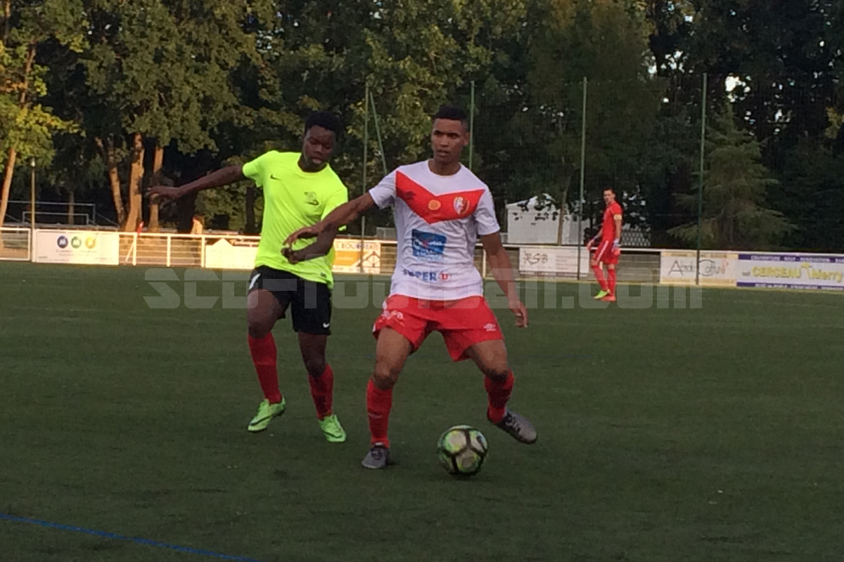 DH/R1. En amical, Beaucouzé dispose de Laval Bourny (DH/R1)
