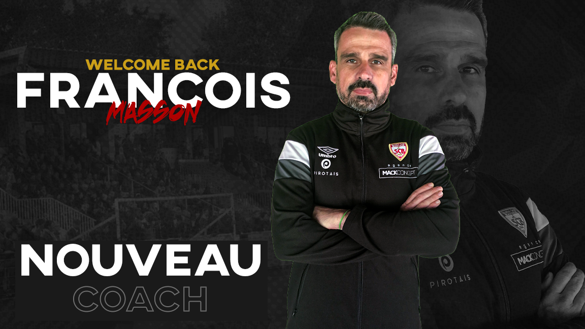 François MASSON nouveau patron du Sporting la saison prochaine