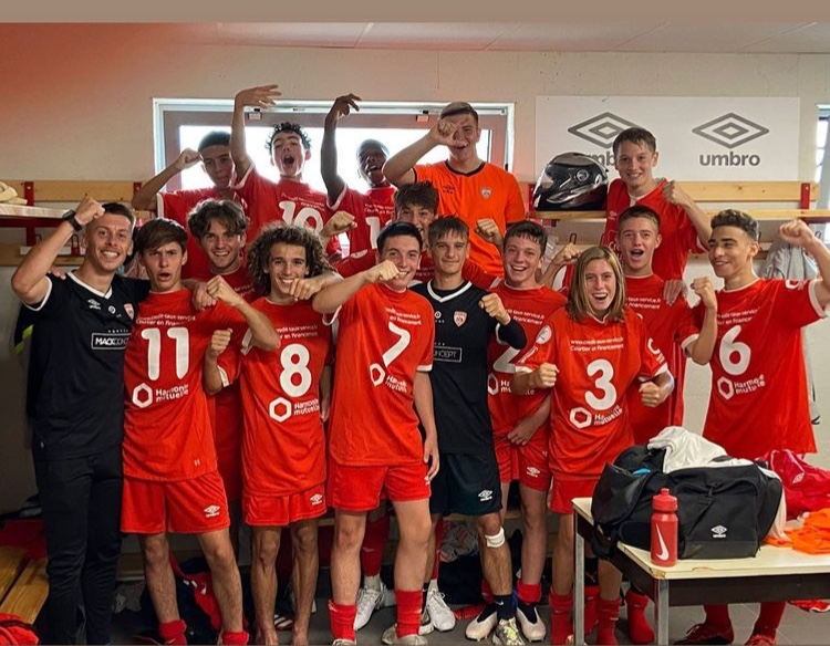 Team Sporting U16 R2