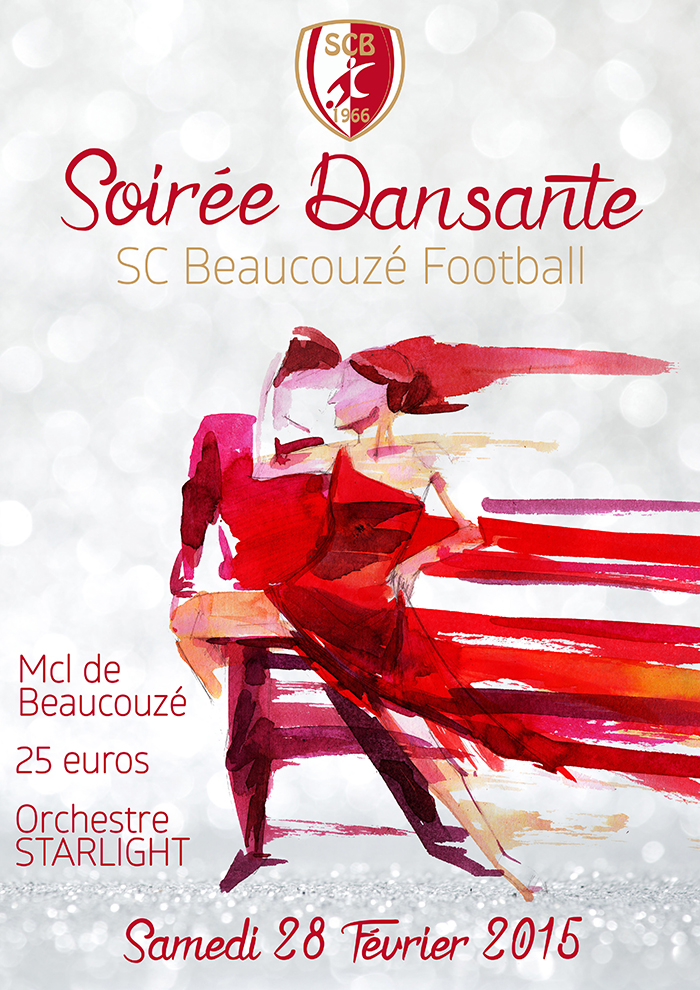 Soirée Dansante Samedi 28 Février 2015