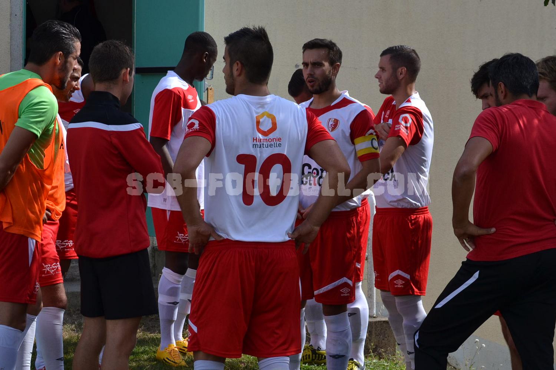 Le capitaine Alexis Daudin va devoir laisser, à regret, ses coéquipiers finir la saison sans lui.