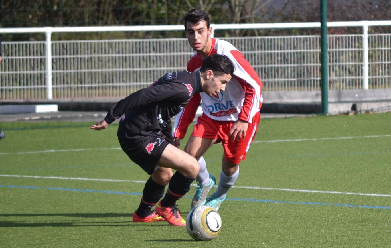 Jeunes. Nos U19, éliminés en Coupe de l'Anjou