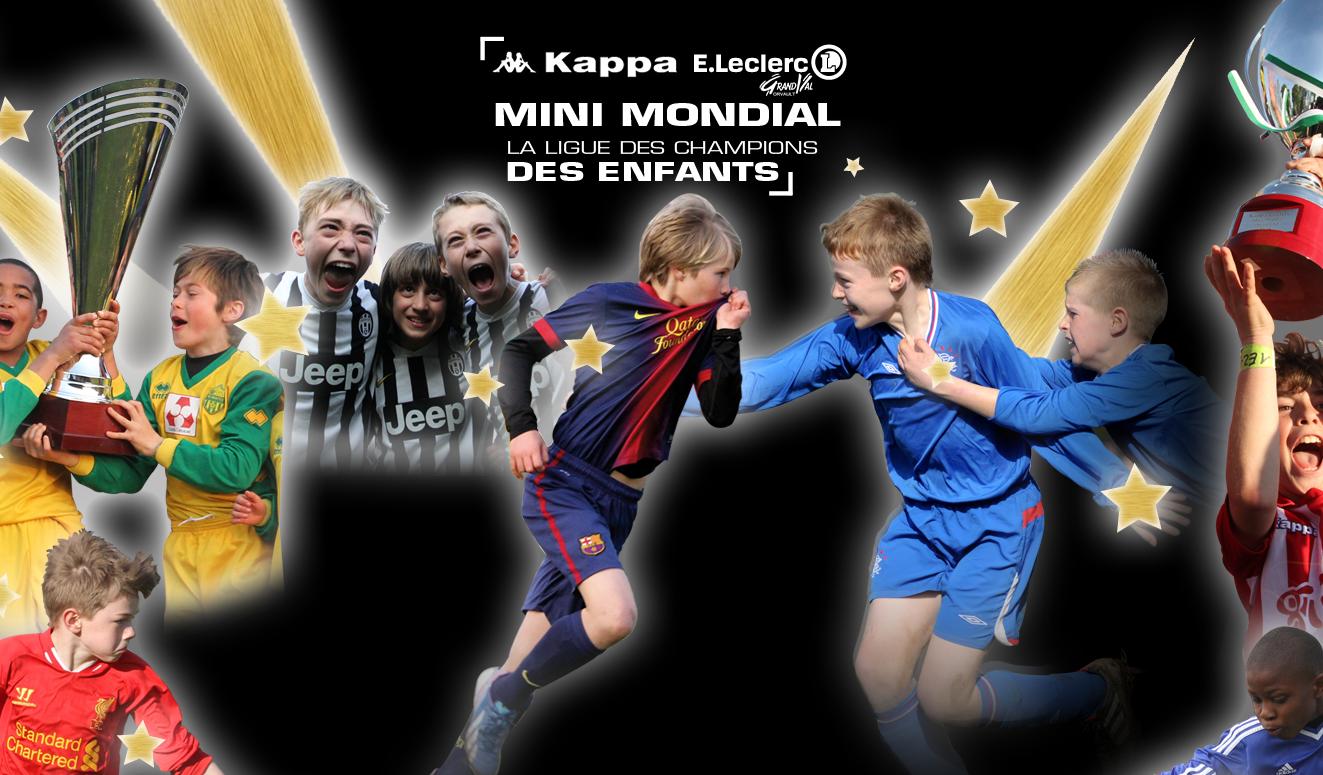La Ligue des Champions des enfants arrive pour nos U11