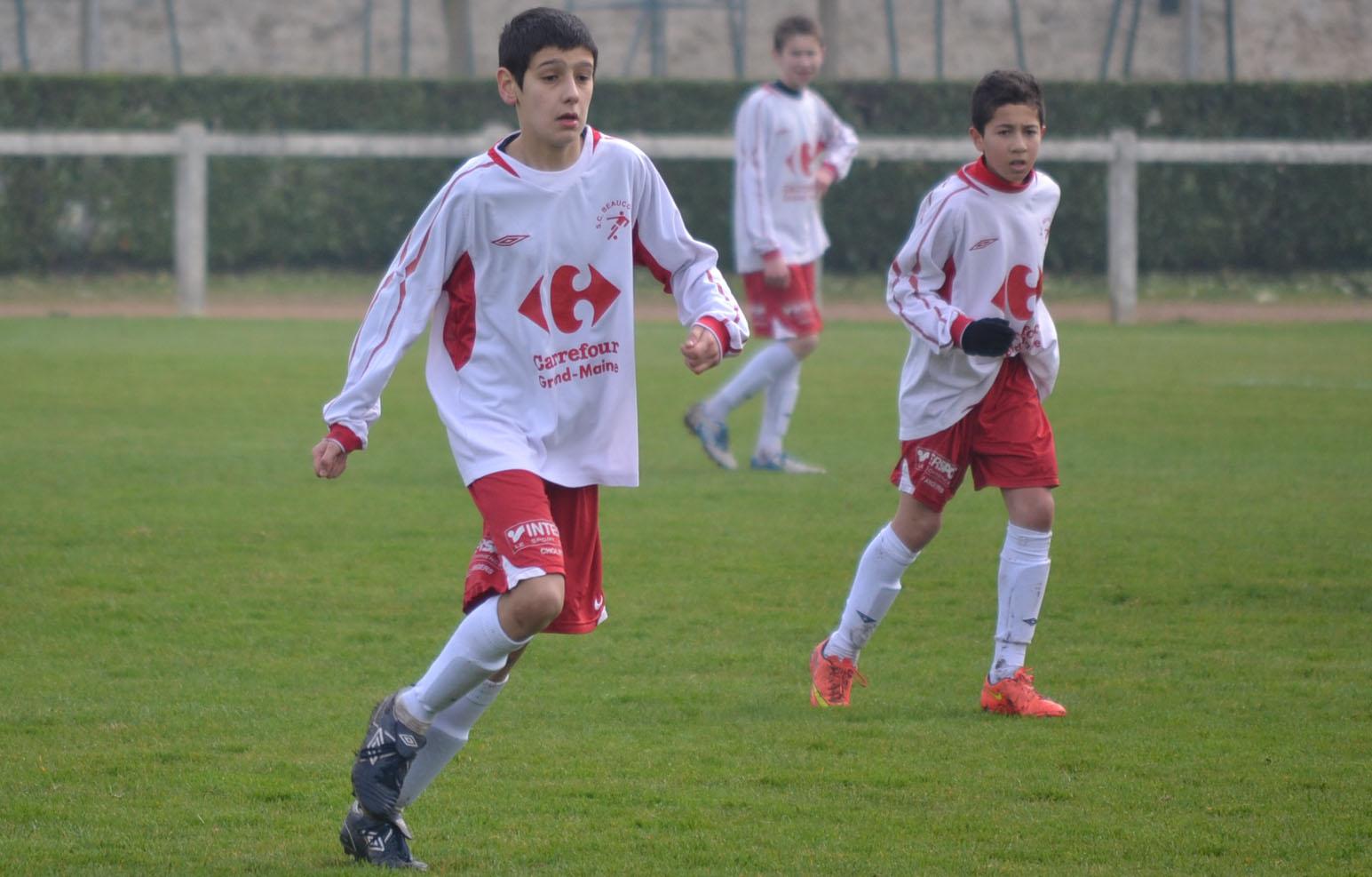 Jeunes. Seuls les U19 gagnent en foot à 11