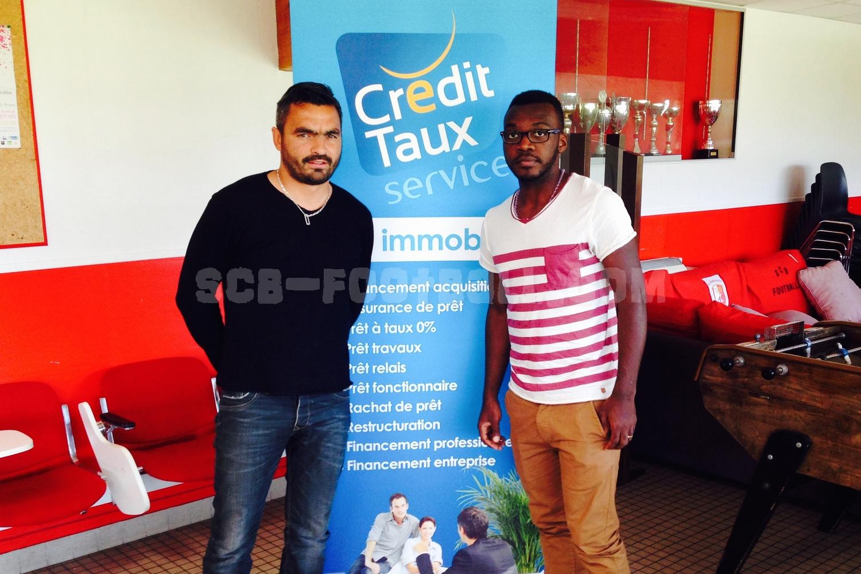 Frank Effala (RC La Flèche, DH) rejoint le Sporting