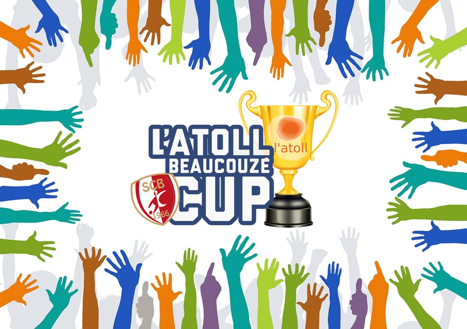 L'Atoll Beaucouzé Cup. Tournoi National U13, les 3 et 4 Septembre