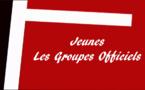Jeunes. Les groupes officiels pour la saison 2016-2017