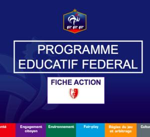 Programme Educatif Fédéral, les gestes qui sauvent