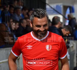 Après huit saisons, Lionel DUARTE quitte le SC Beaucouzé