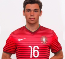 Diogo PINTO TEIXEIRA, un Beaucouzéen devenu international Portugais
