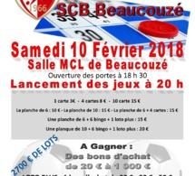 Le Super Loto du SC Beaucouzé