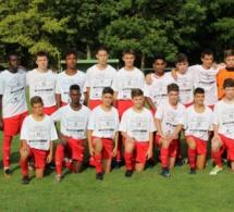 U17. Un podium au tournoi régional « Tous le Même But » à Saumur