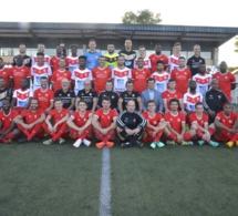 Week-end de football à Beaucouzé