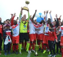 Coupe Anjou. Beaucouzé remporte la 80e édition de la coupe de l'Anjou !